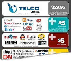 Ein Zukunftsszenario? - Doch derzeit sind die Kosten für Videodienste bei T-Mobile noch versteckt.