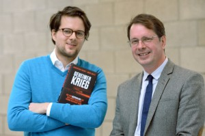 John Goetz und Christian Fuchs