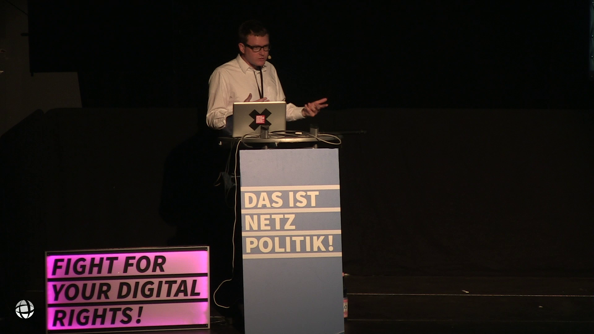 Ulf Buermeyer auf der #11np