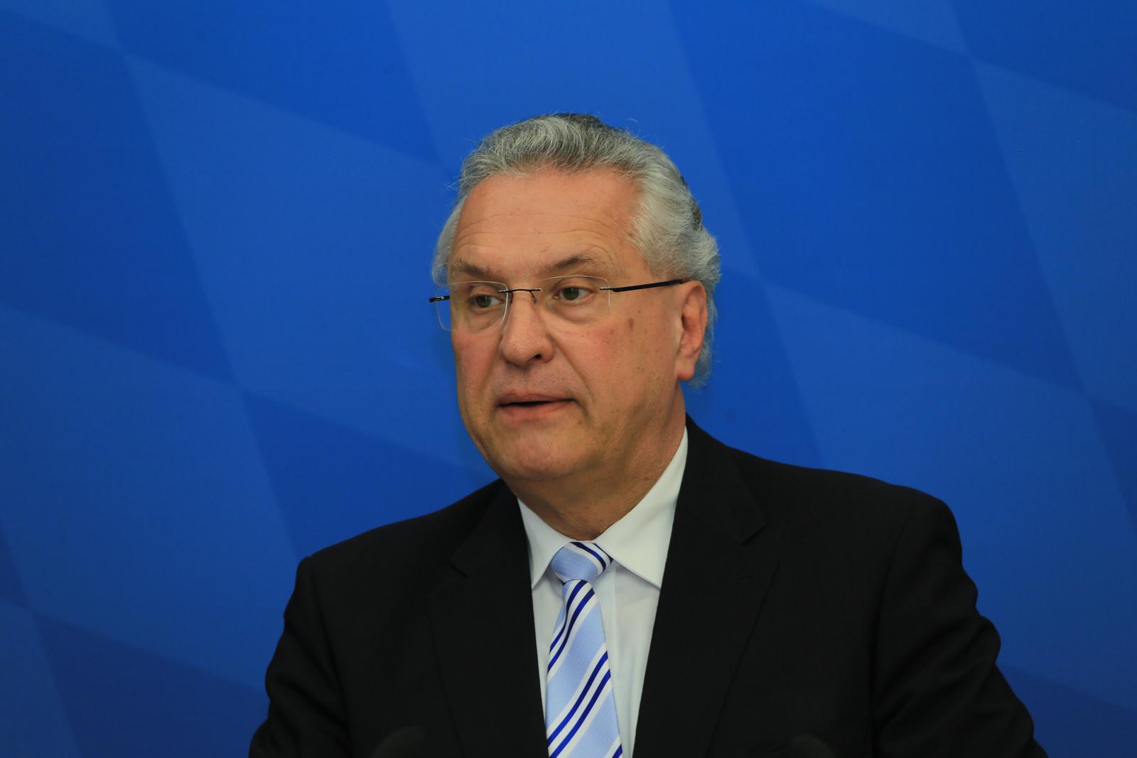joachim herrmann, bayerischer innenminister