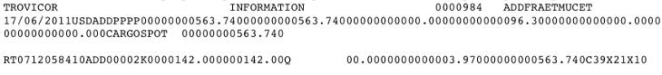 """Im Juni 2011 schickte Trovicor eine Lieferung an """"NISS"""", das Kürzel für den Geheimdienst in Äthiopien."""