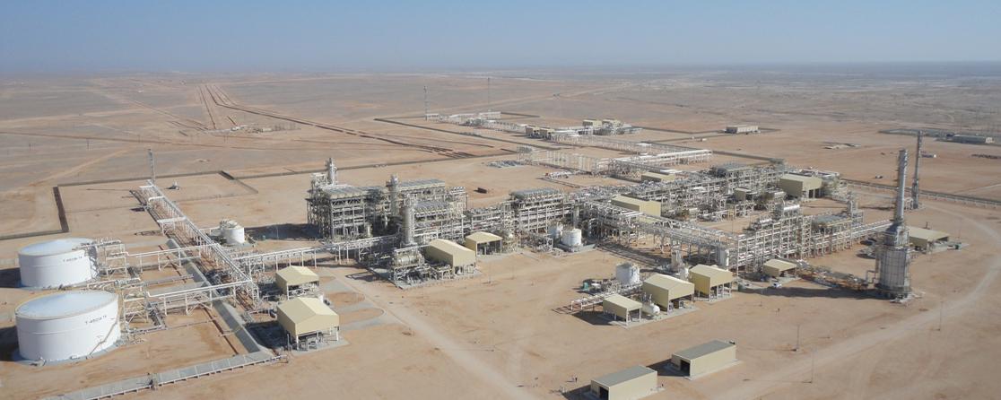 "Erdöl ""Megaprojekt"" in Harweel, Oman. Bild: PDO."