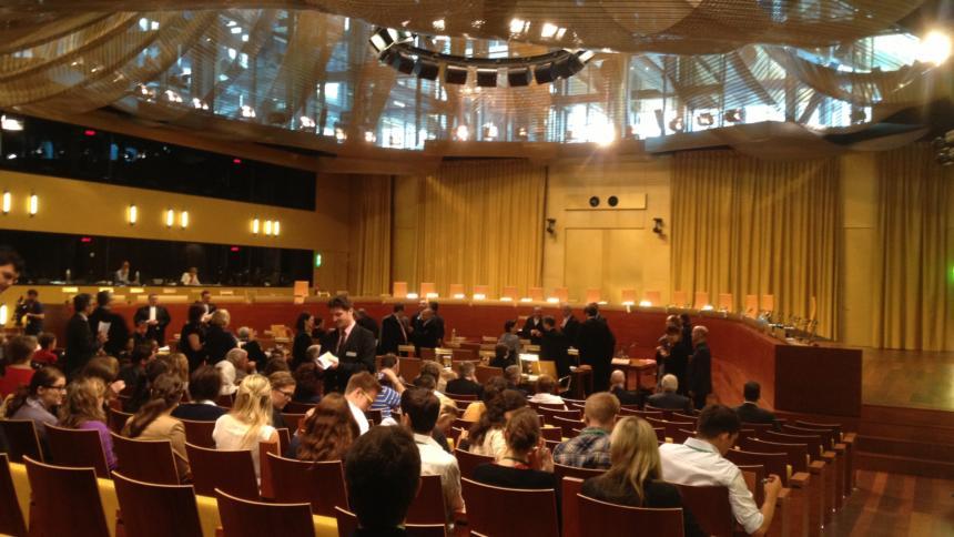 EuGH Großer Gerichtssaal