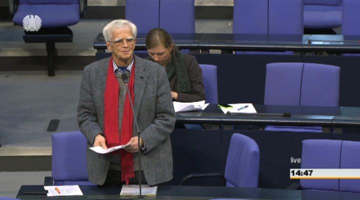 Ströbele befragt die Regierung nach unserer Berichterstattung zur Massendatenauswertung des BfV.