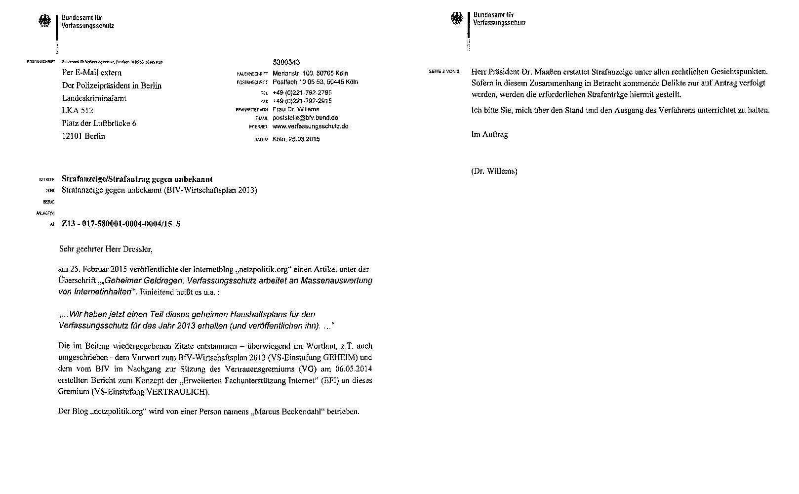 2015-03-25_BfV-LKA-Strafanzeige-Landesverrat