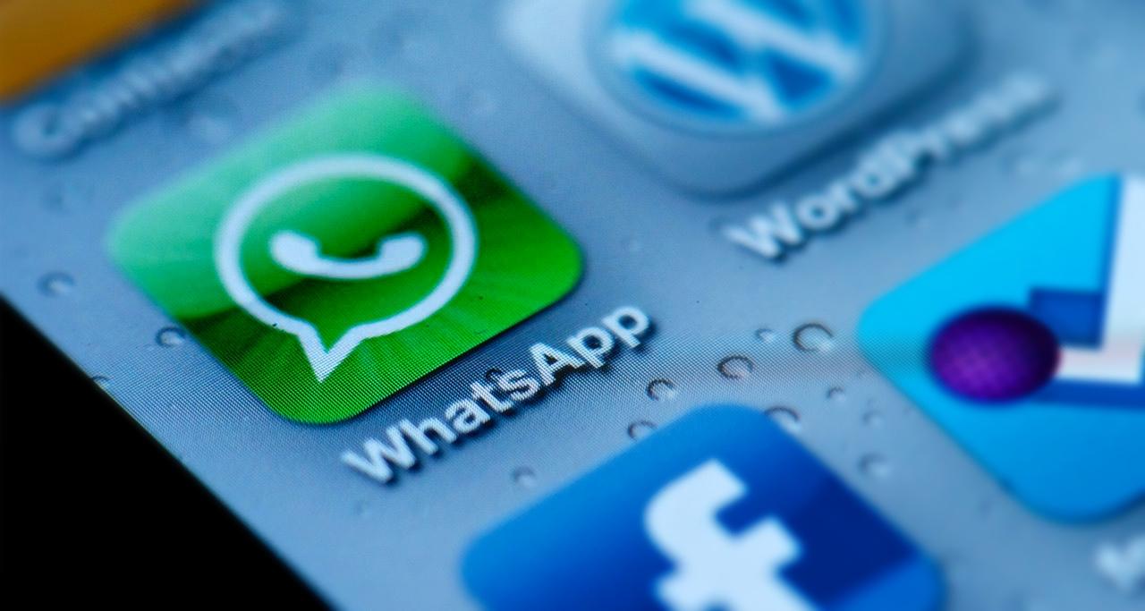 Facebook kann die verschlüsselten Inhalte auf WhatsApp mitlesen (Updates) –  netzpolitik.org