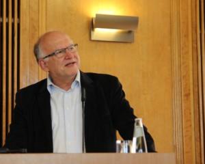 Peter Schaar, Vorsitzender der Europäischen Akademie für Informationsfreiheit und Datenschutz und ehemaliger Bundesbeauftragter für Datenschutz und Informationsfreiheit (Fotoquelle: Humanistische Union)