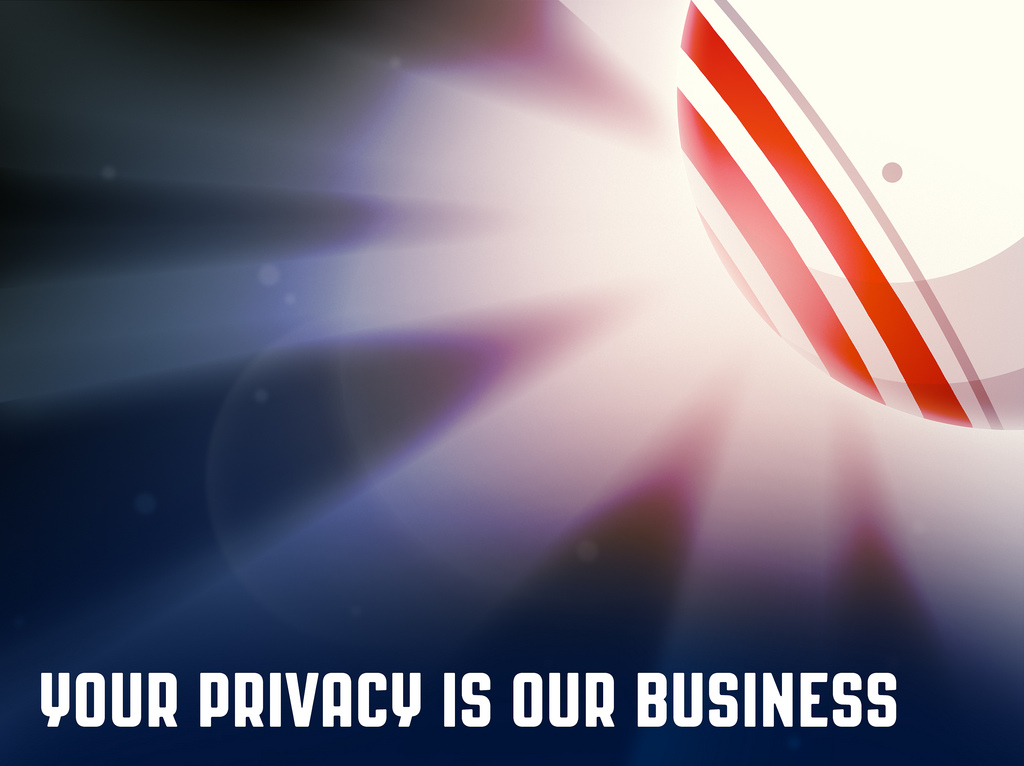your privacy is our business