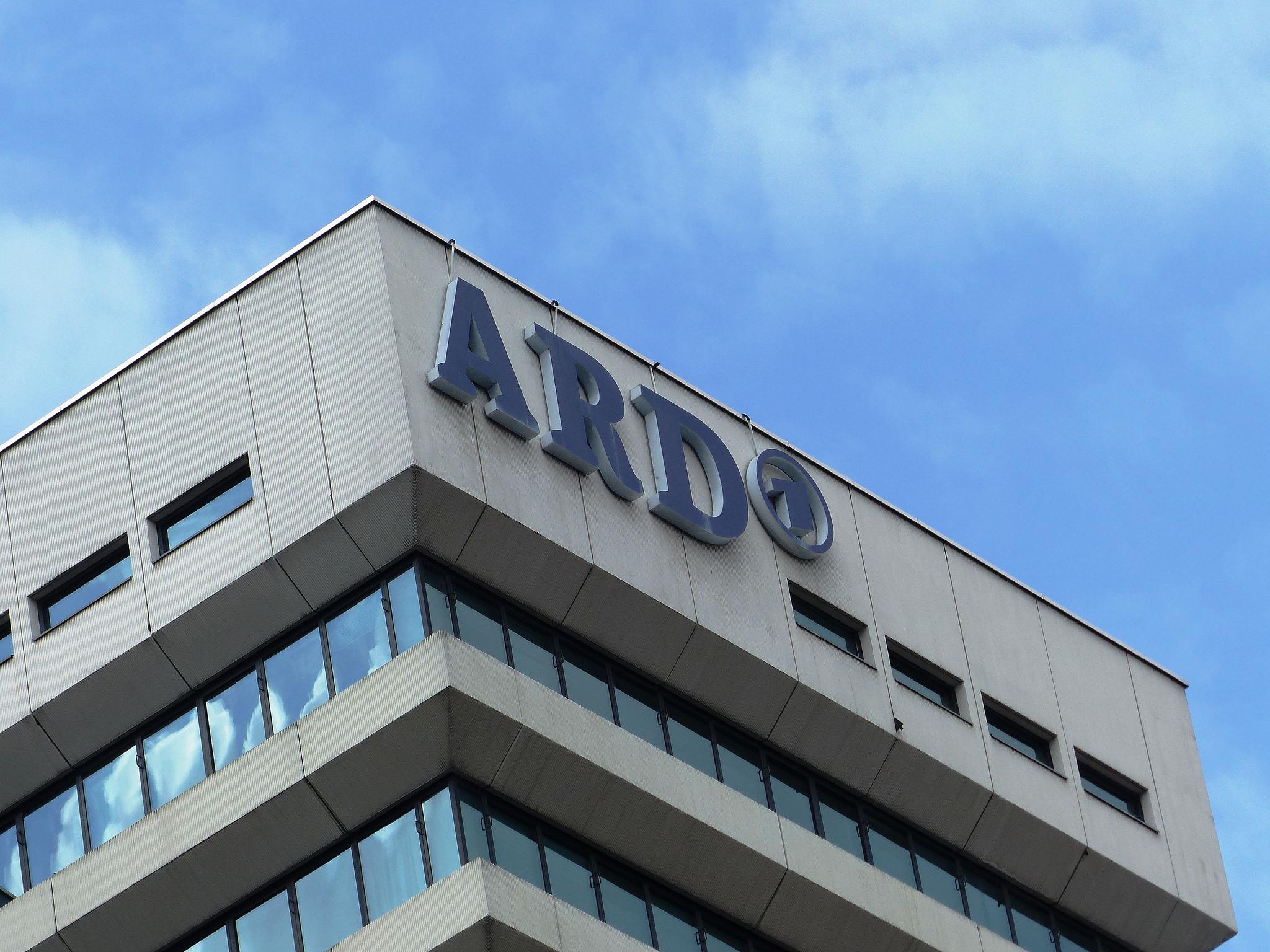 """Die ARD reagierte mit """"Überraschung und Befremden"""" auf die Forderung der Netzallianz. CC BY-SA 2.0, via flickr/Metropolico.org"""