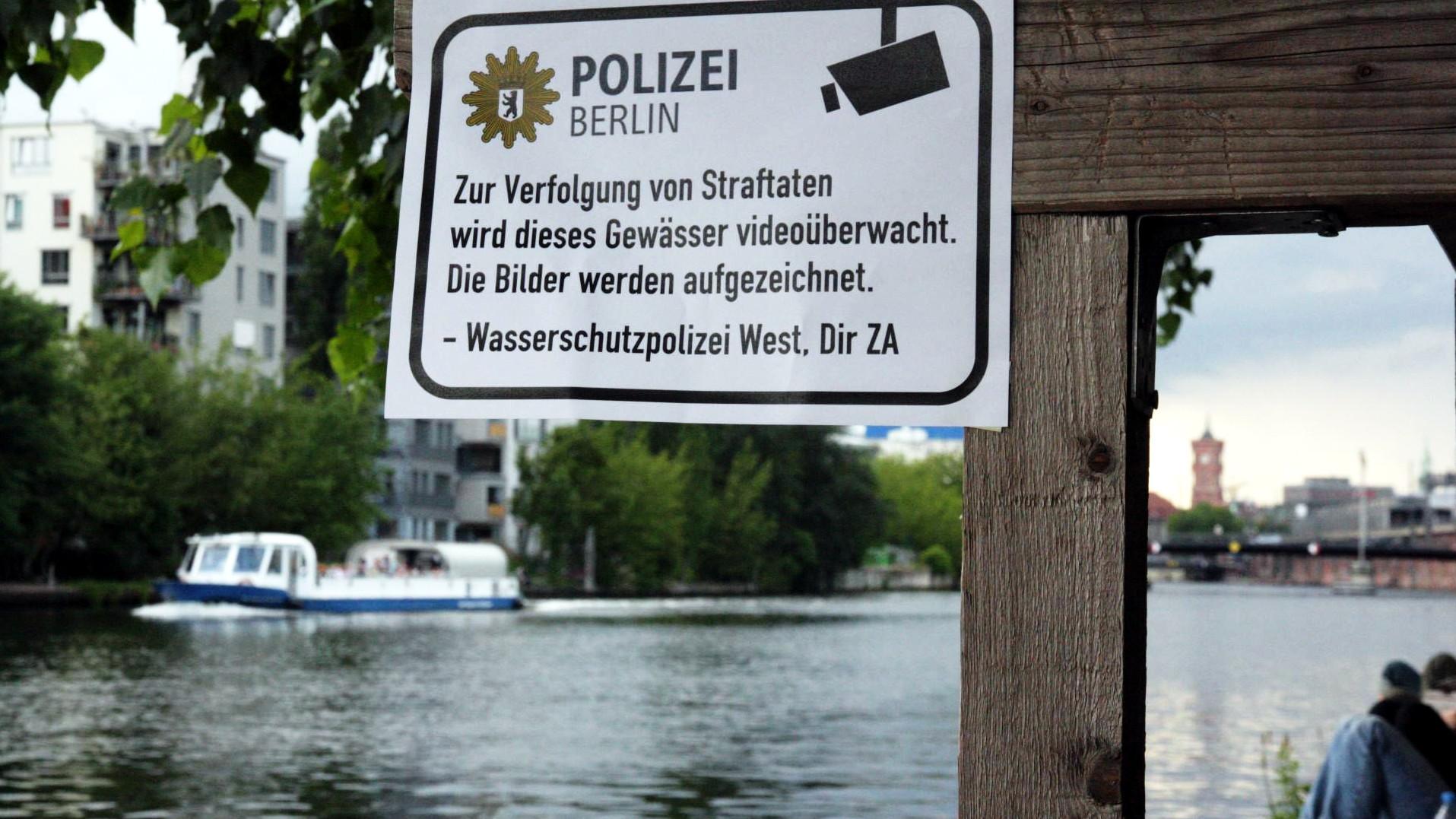 Gemäß des Enwurfs ist es jeder Polizeistelle erlaubt jeden öffentlichen zugänglichen Bereich zu filmen.