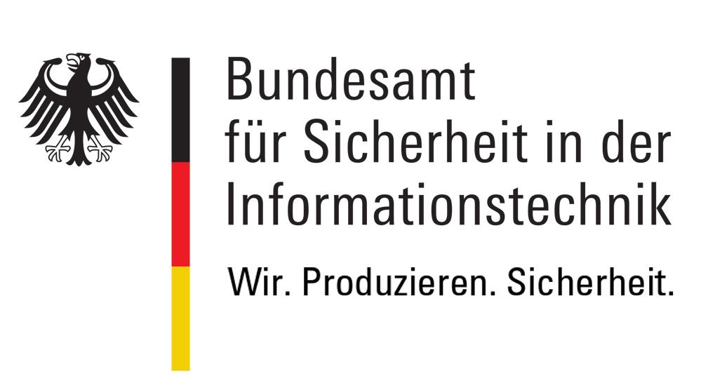 Vorschlag für ein neues BSI-Logo