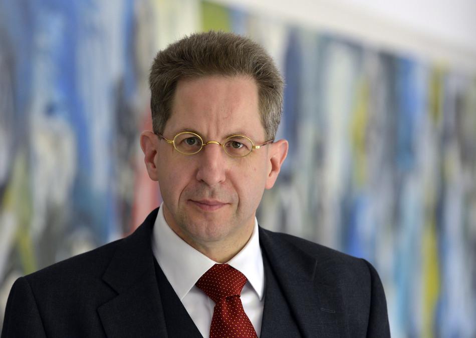 Hans-Georg Maaßen. Bild: Bundesamt für Verfassungsschutz.