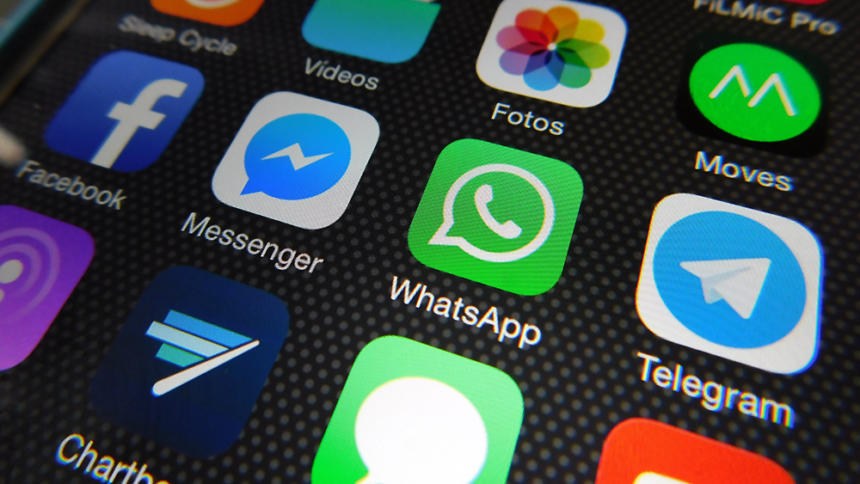 Mithilfe einer einfachen SMS konnten sich Ermittler Zugangzu einem Account verschaffen.