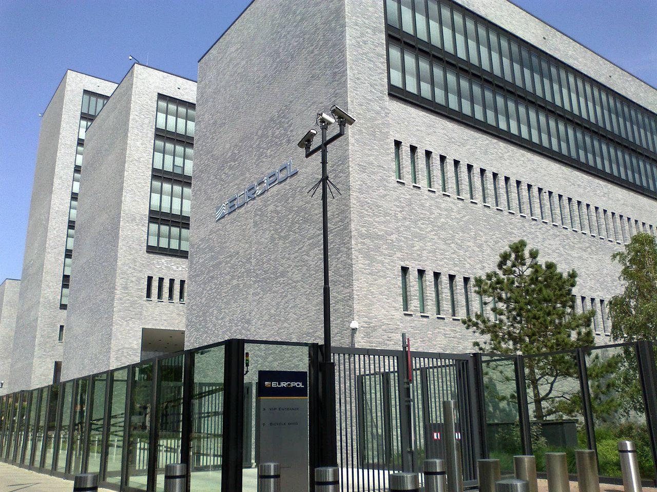 Europol Sitz