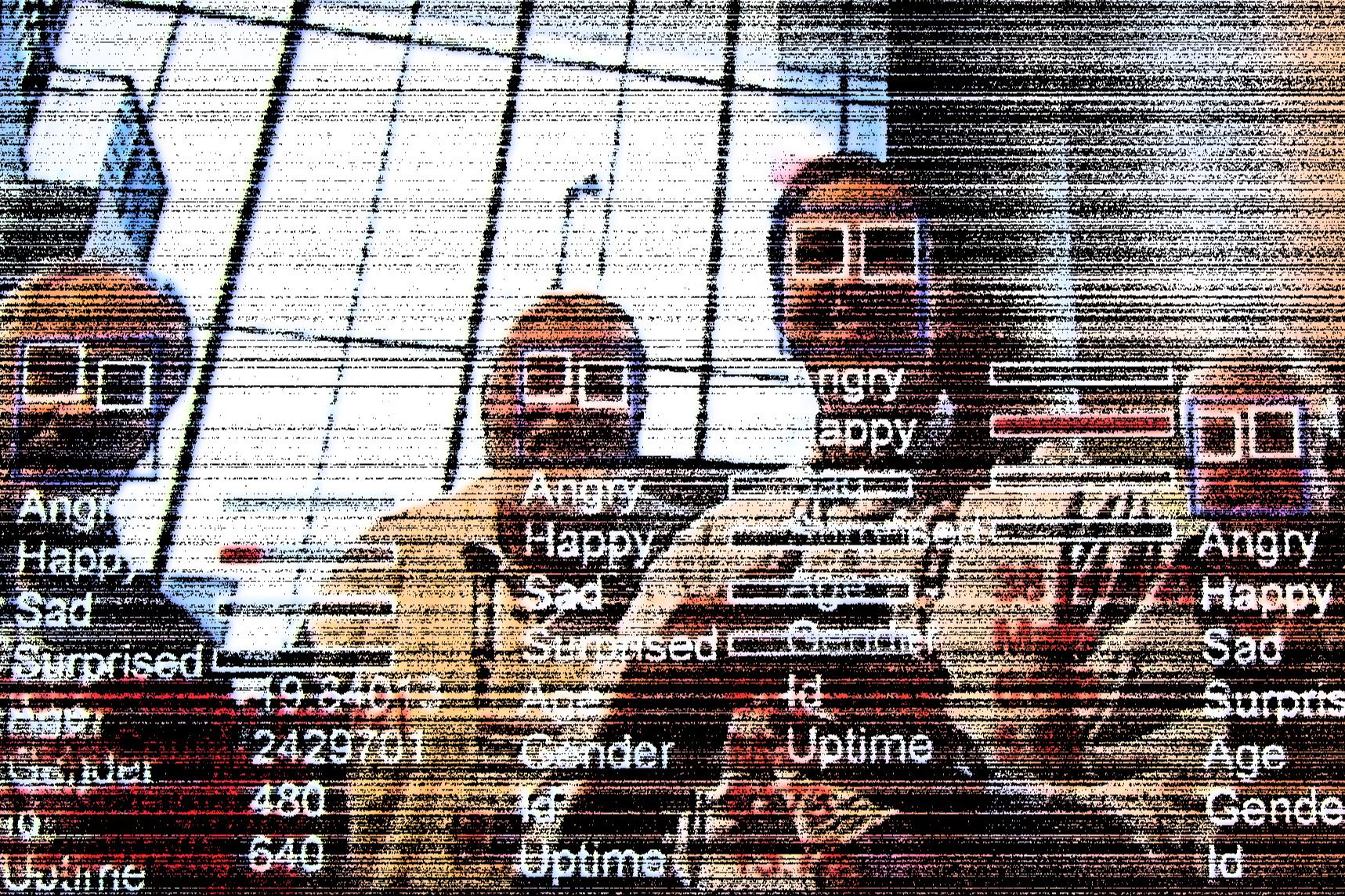 Symolbild Gesichtserkennung. Foto: CC-BY 2.0 jurvetson