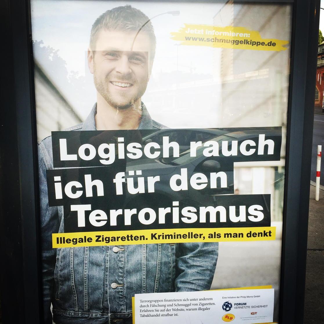 Staatstrojaner gegen Terrorismus oder Zigarettenschmuggel?