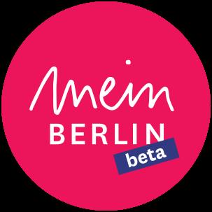 Logo von mein.berlin.de - noch in der Beta-Version