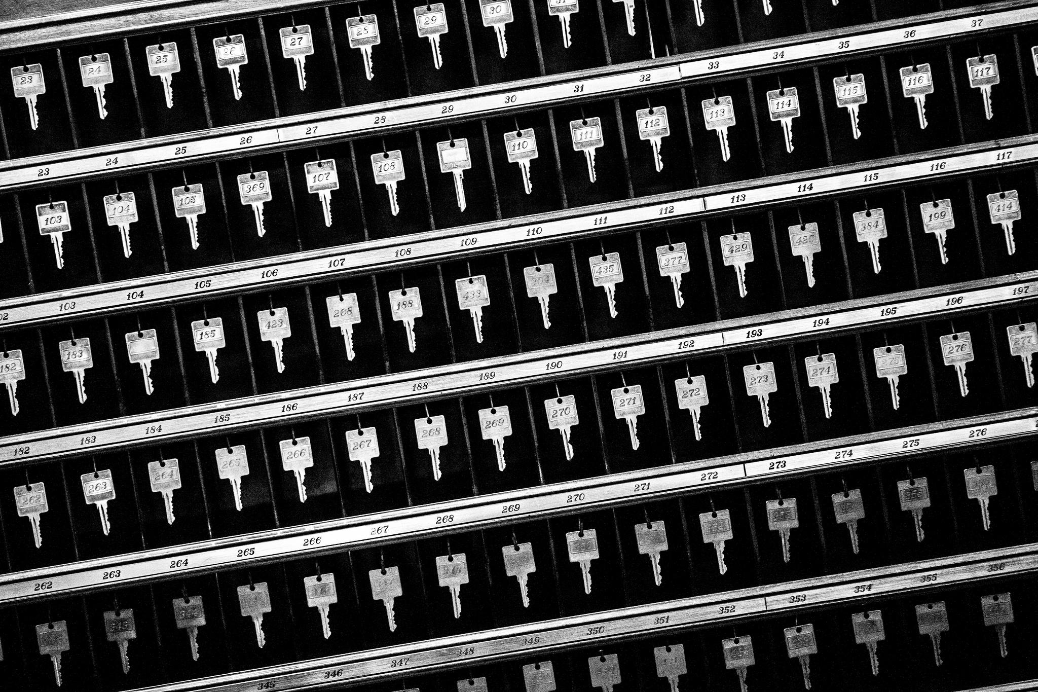 Akionsplan gegen Verschlüsselung (Symbolbild). Foto: CC-BY-NC 2.0 Thomas Hawk