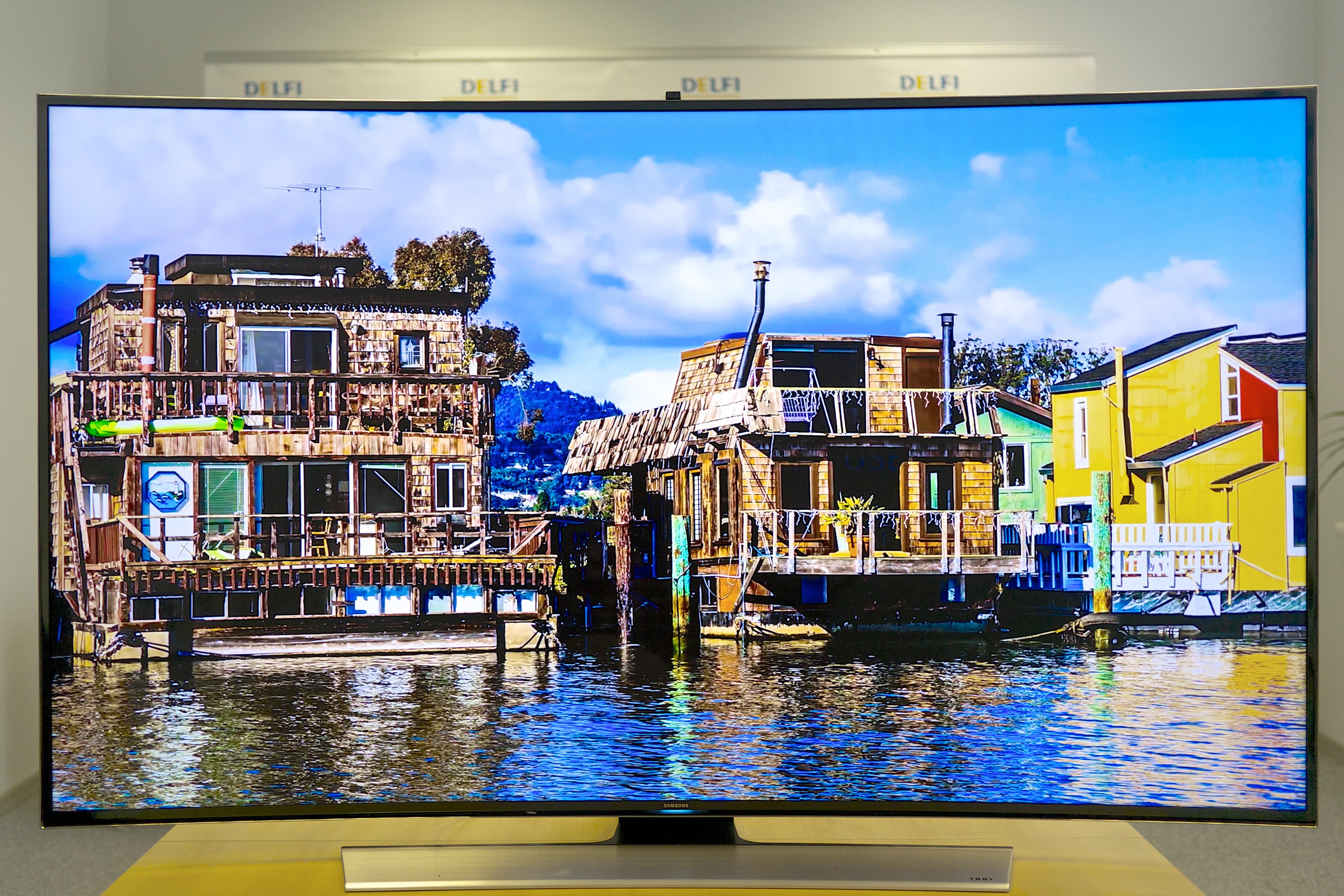 Hört dieser Fernseher gerade mit? Foto: CC-BY 2.0  Kārlis Dambrāns