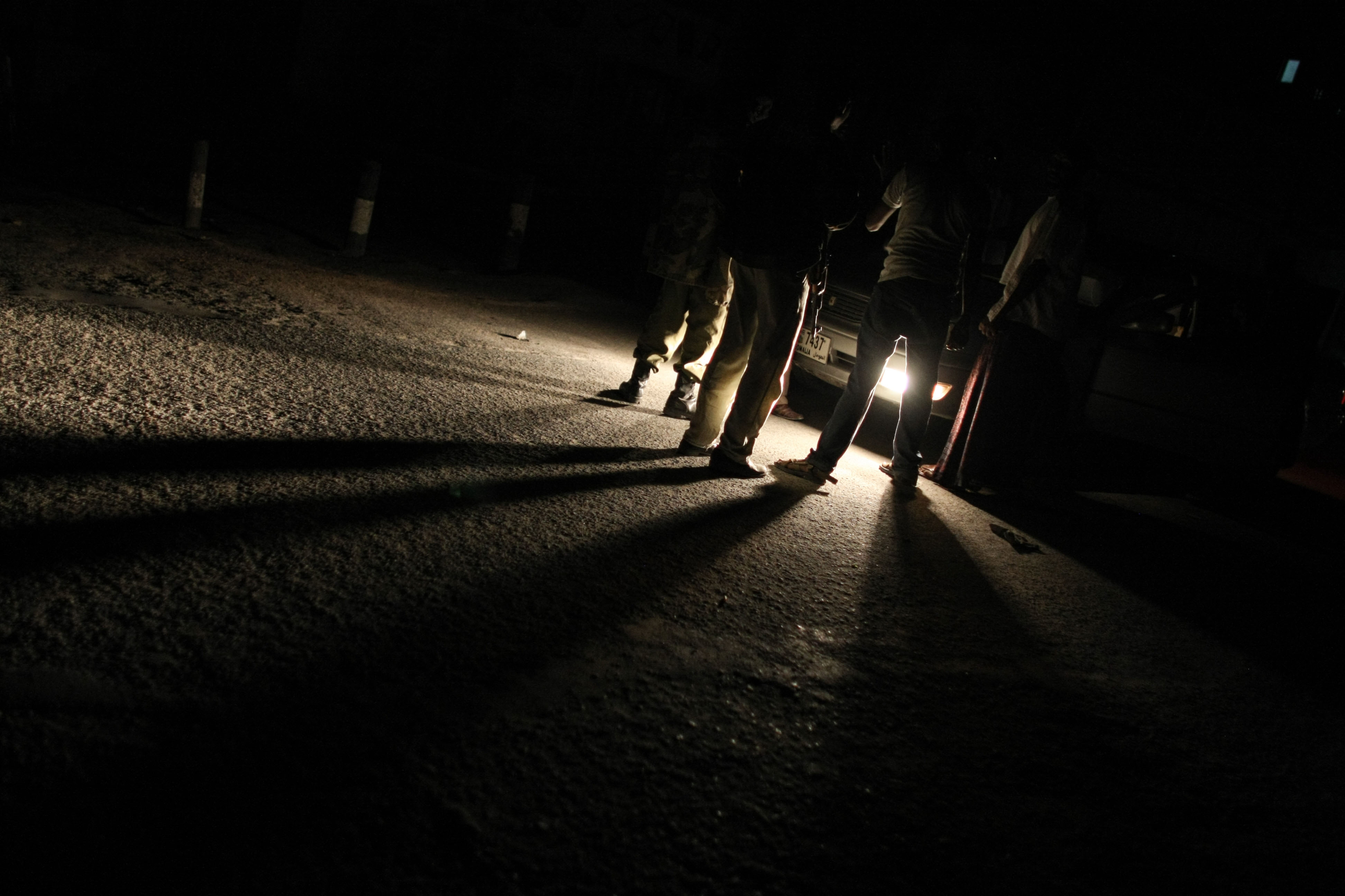 Behörden fürchten, bald im Dunkeln zu stehen. Foto: öffentliche Domäne