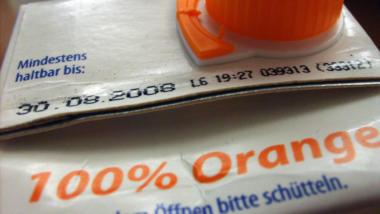 Nicht nur Orangensaft hat ein Haltbarkeitsdatum, nun wohl auch journalistische Artikel.