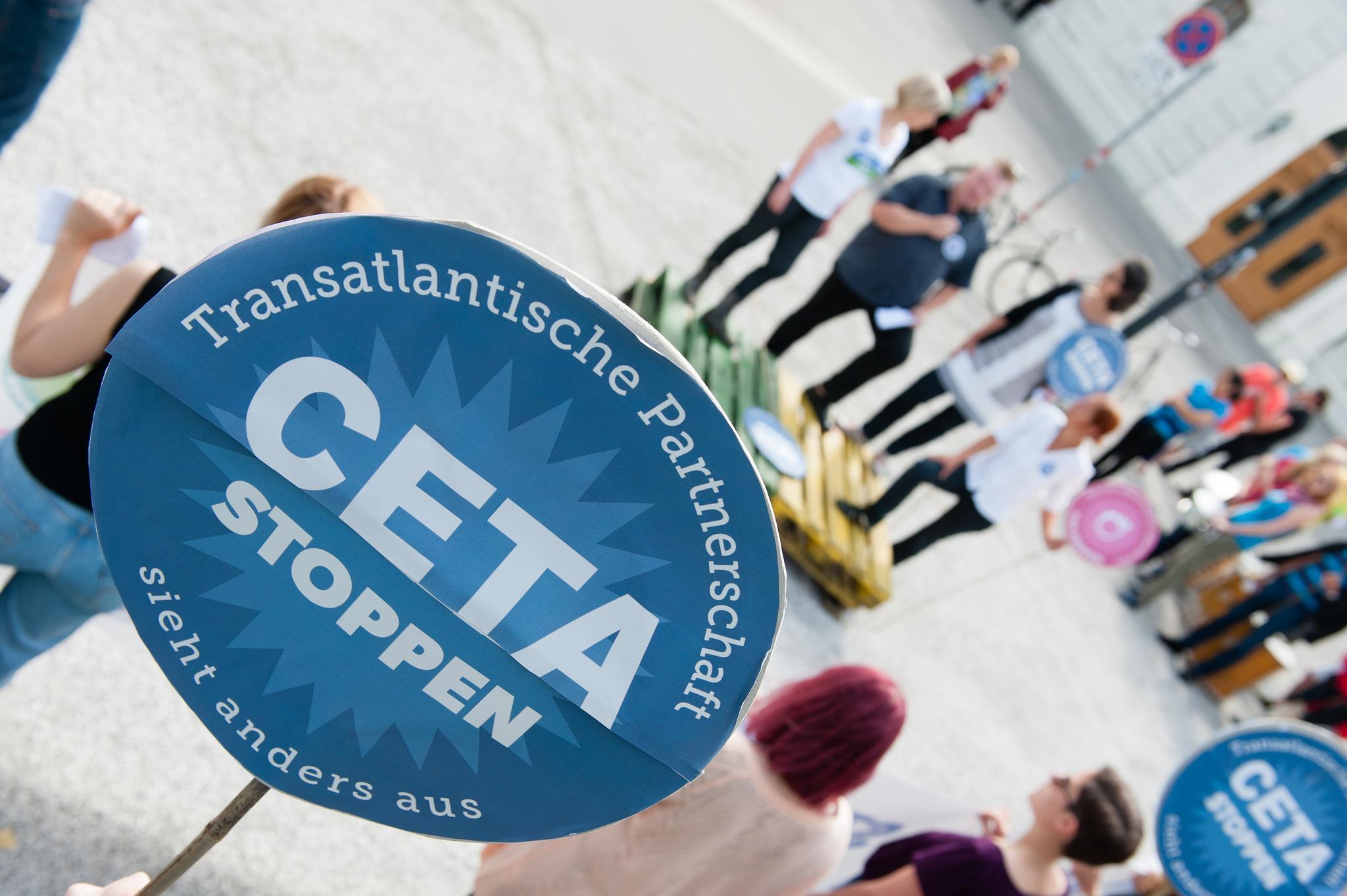 CETA wird voraussichtlich die bestehenden Patent- und Urheberrechtsregeln in der EU verschärfen.