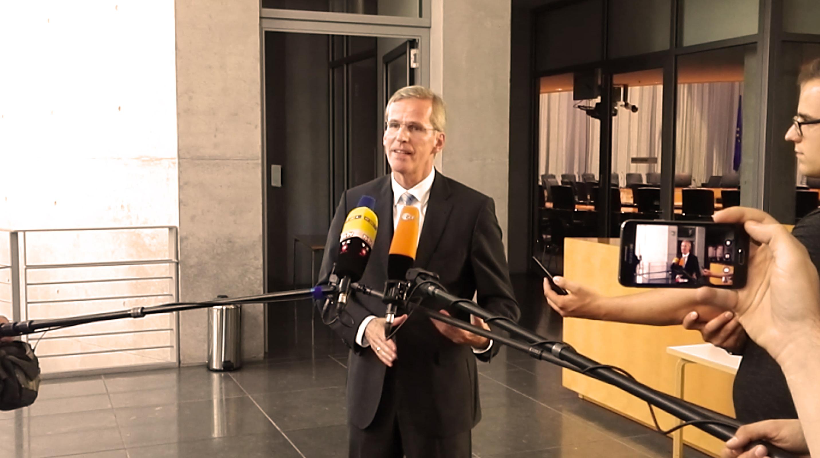 Clemens Binninger (CDU)