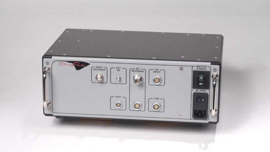 """Der """"StingRay II"""" kann bis zu vier Funkzellentürme gleichzeitig simulieren."""