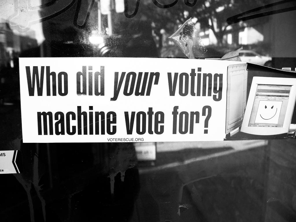 voting computer