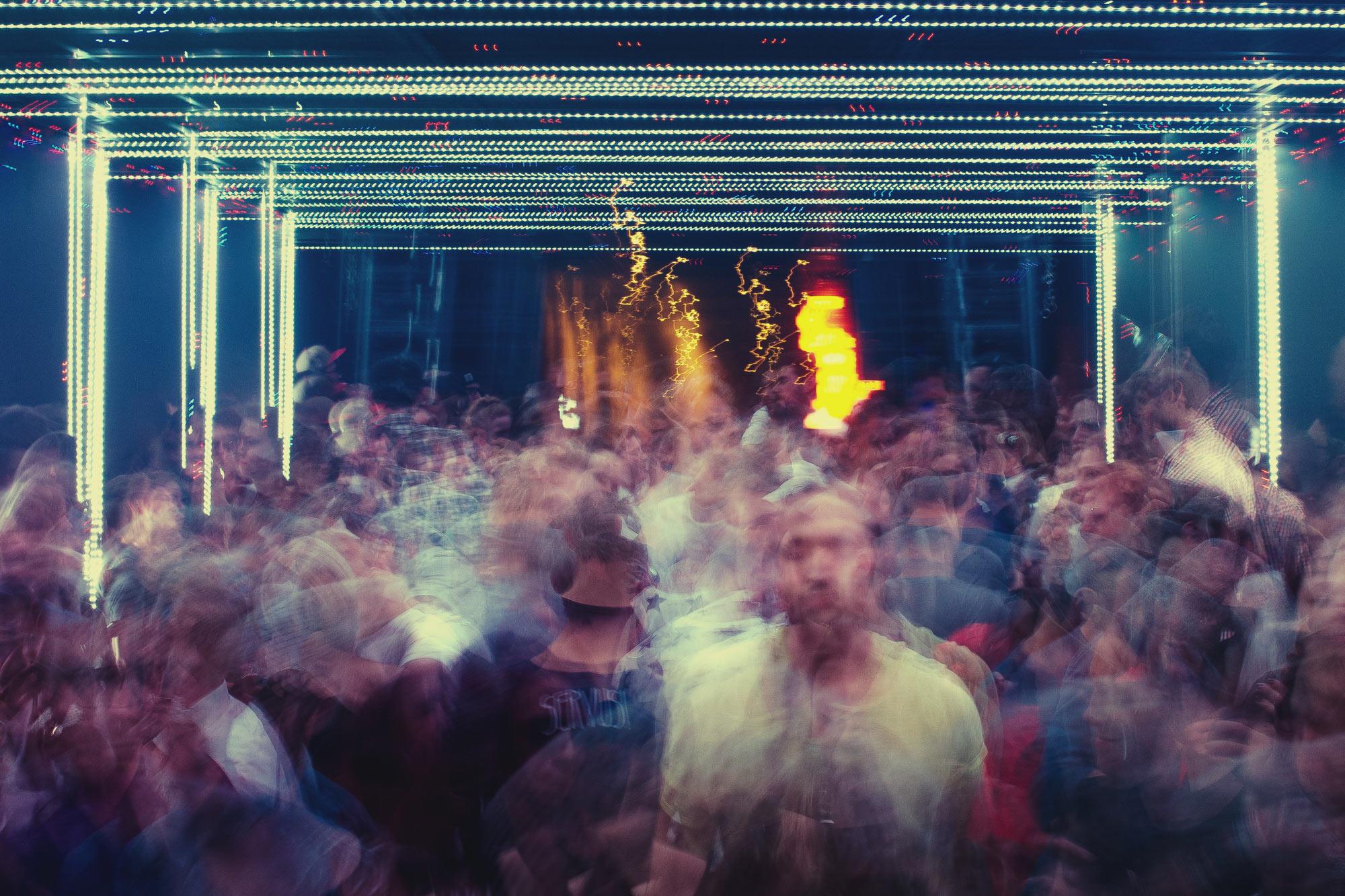 Die Bundesregierung will Videoüberwachung stark ausweiten. Betroffen sind auch Clubs und Diskotheken. Foto: CC-BY 2.0  PFNKIS