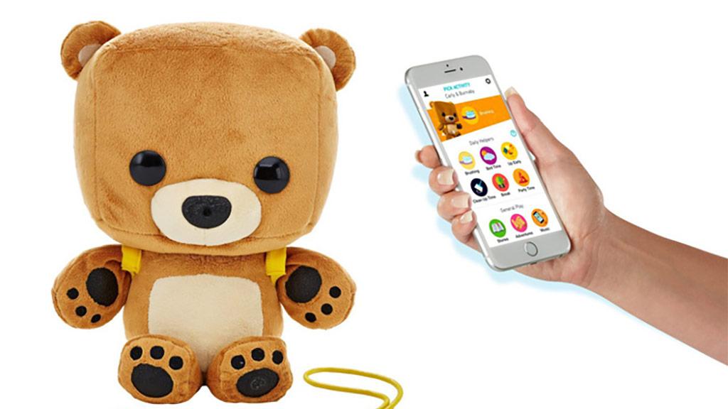 EU-Forschungsstelle warnt vor smarten Teddybären und Schnüffelpuppen