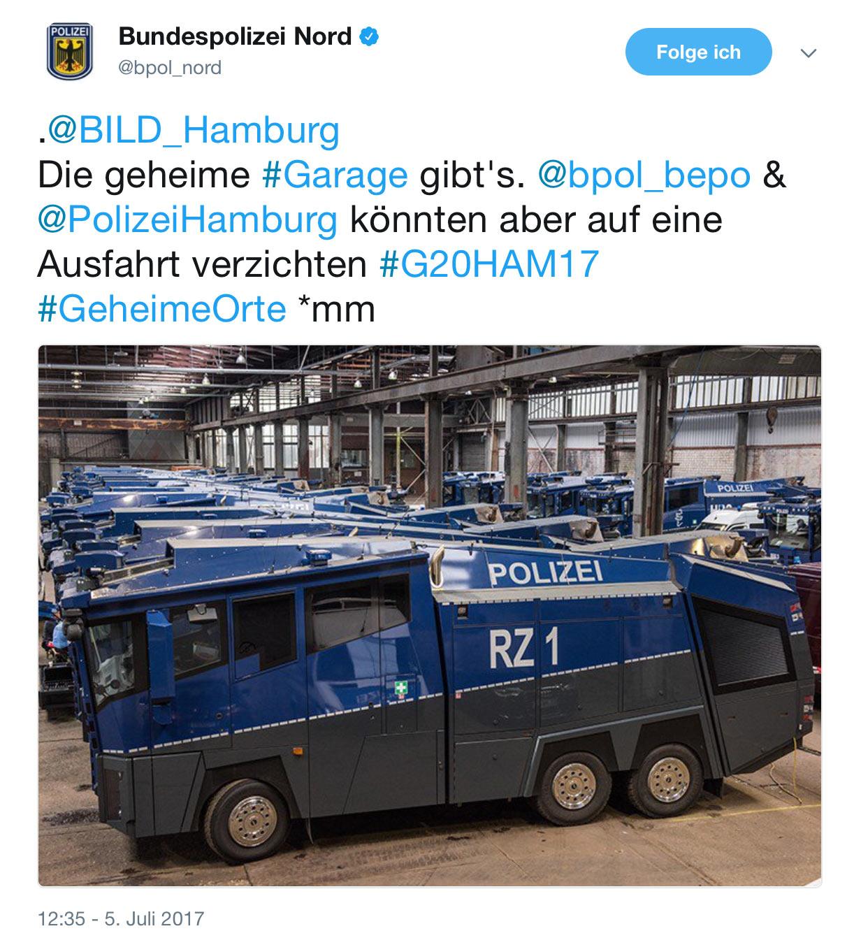 G20: Polizeistaatliches Spektakel statt Festival der Demokratie ...