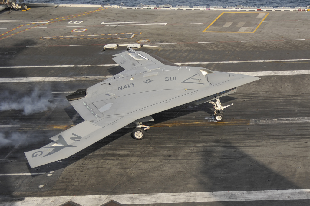 X-47B Combat Air System