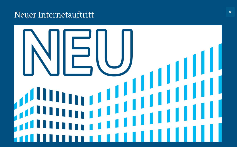 Nach Website-Relaunch des Innenministeriums: Alle Links kaputt ...