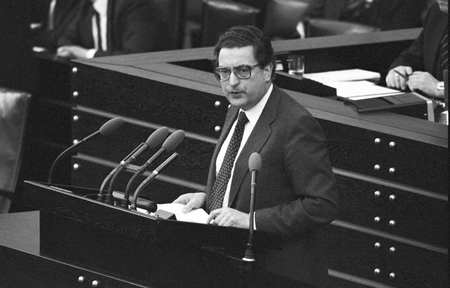 gerhart baum 1983