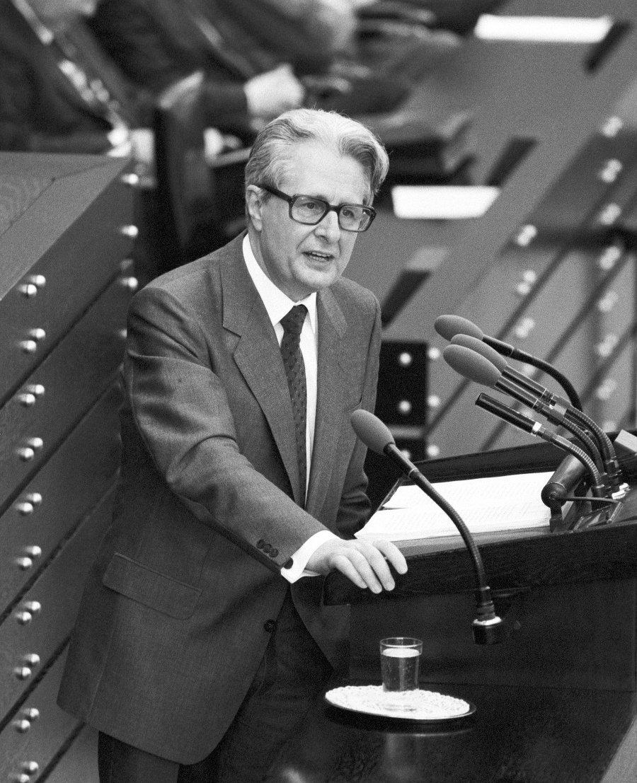 hans-jochen vogel 1983