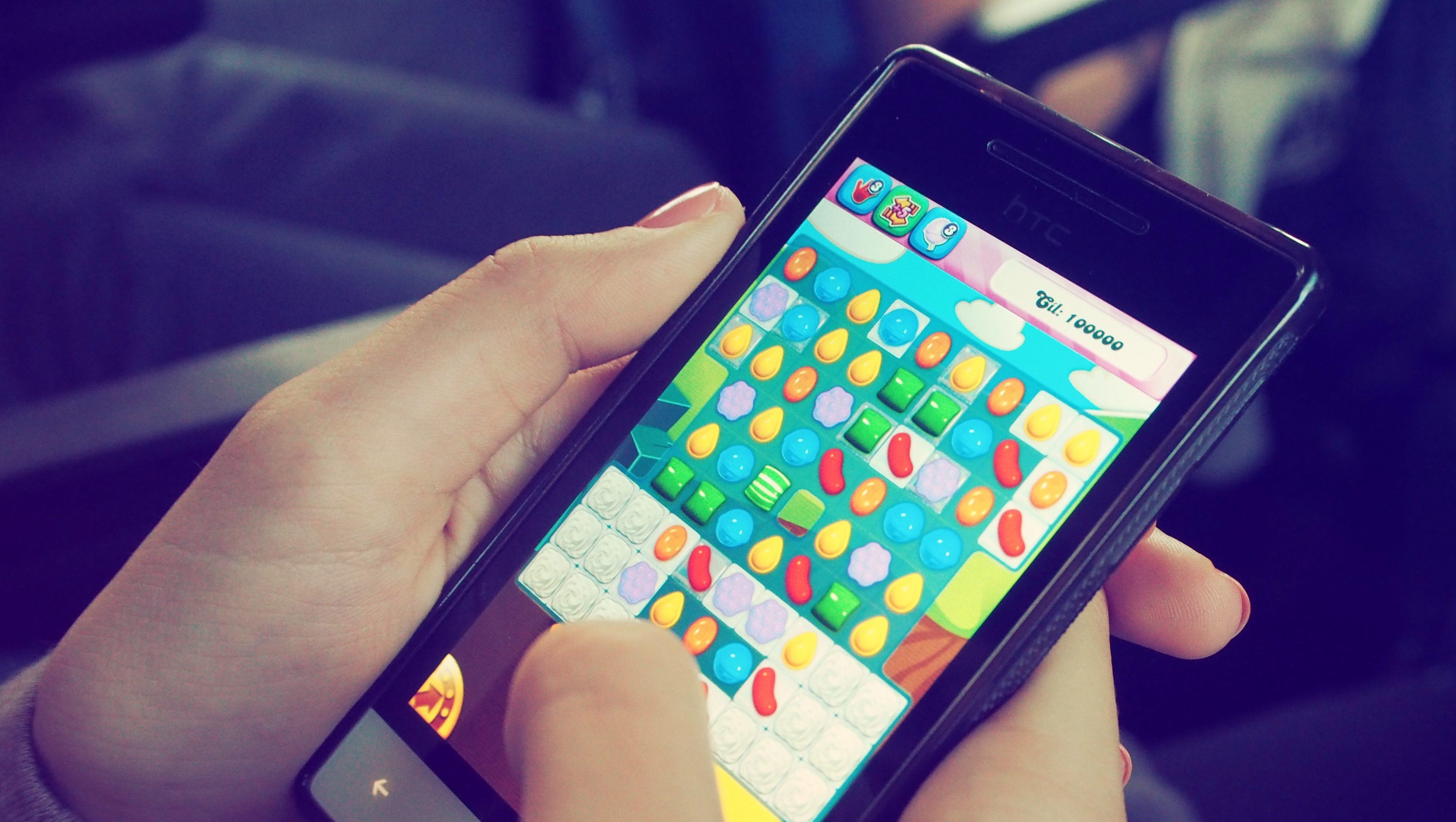 Handy App Spiele