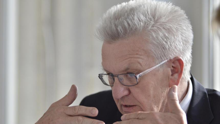 Baden-Württemberg: Datenschutzbeauftragter kritisiert grün-schwarzes ...