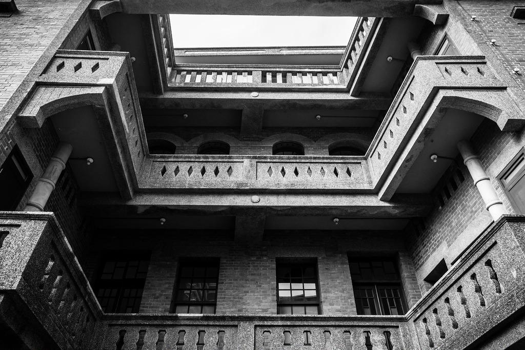 Kowloon innenhof