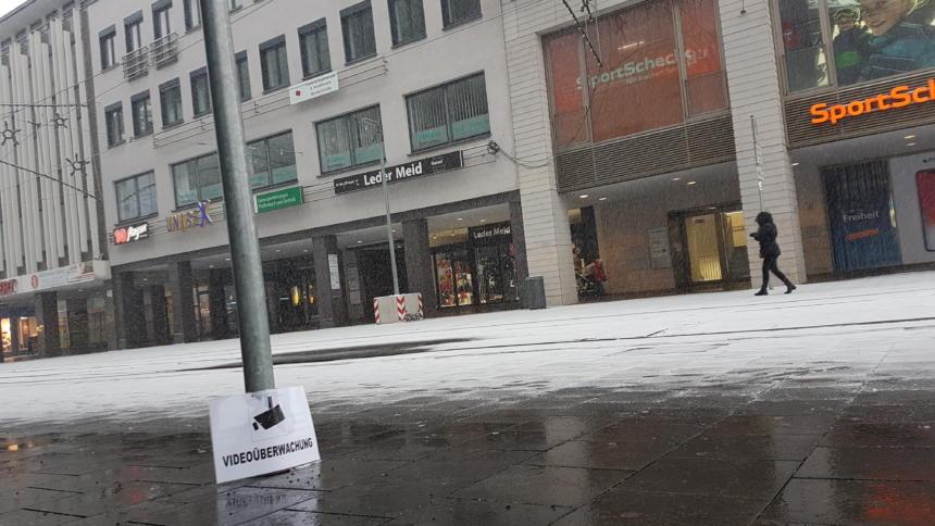 Kassel treibt Videoüberwachung trotz ungeklärter Rechtsgrundlage voran