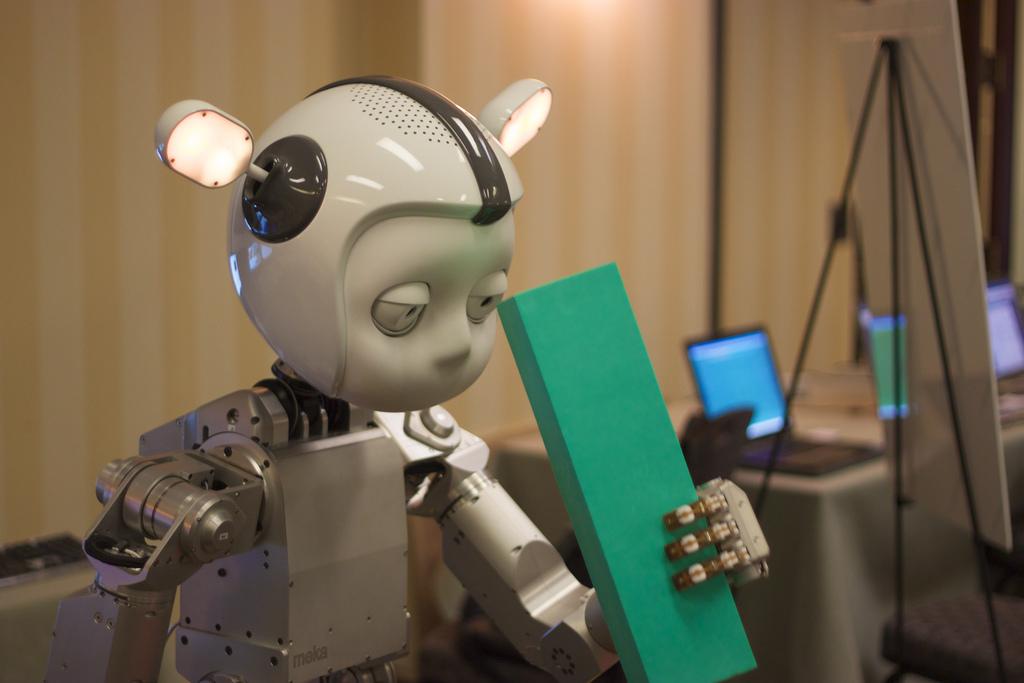 roboter simon