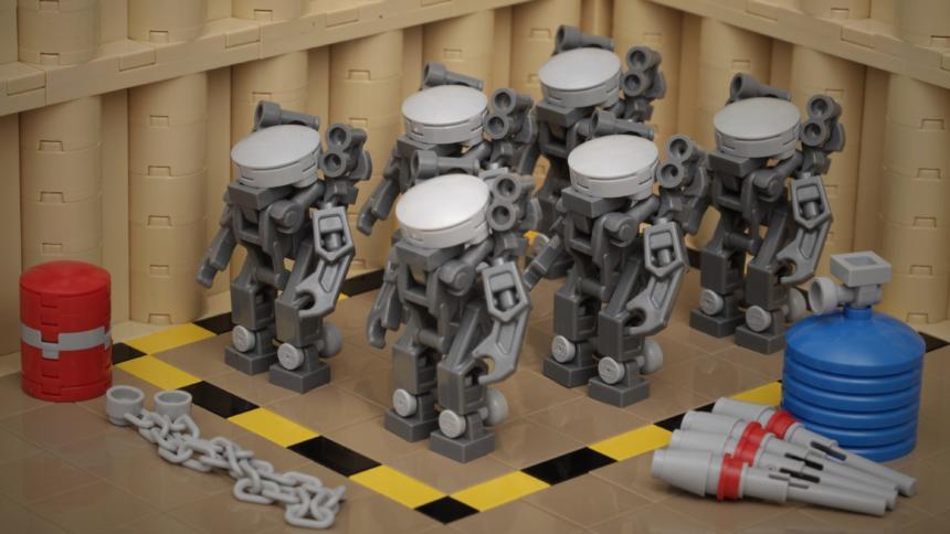 Bundeswehr bereitet sich auf den Kampf gegen Killer-Roboter vor