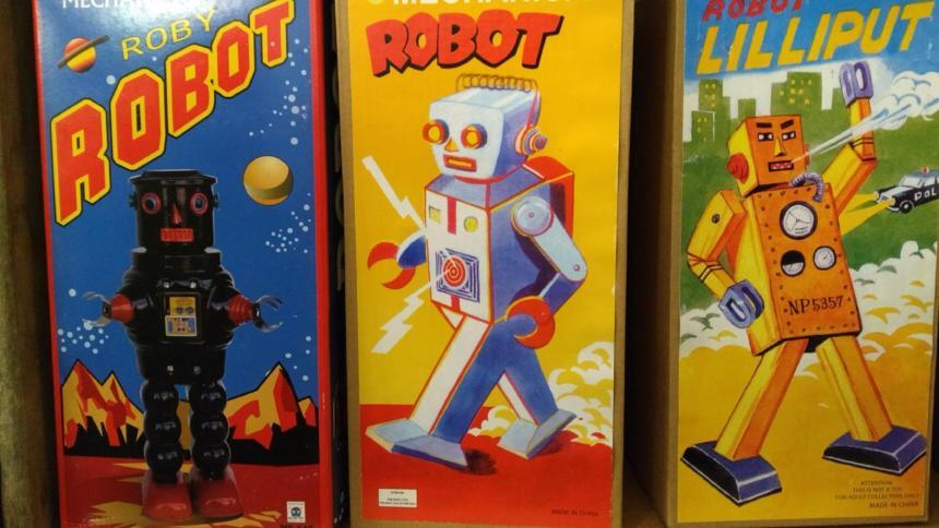 Roboterjournalisten retten die Lokalpresse. Wer rettet uns davor?