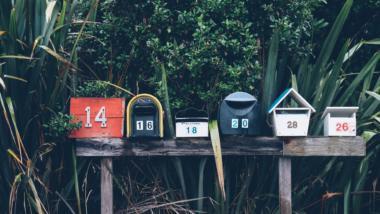 Online-Datierung, was in der ersten E-Mail zu sagen ist