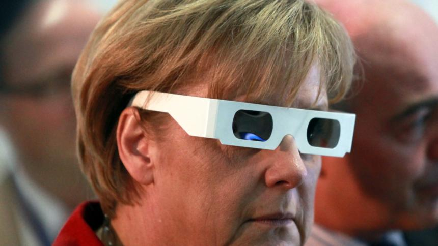 Datenschutzgrundverunsicherung: Danke, Merkel!
