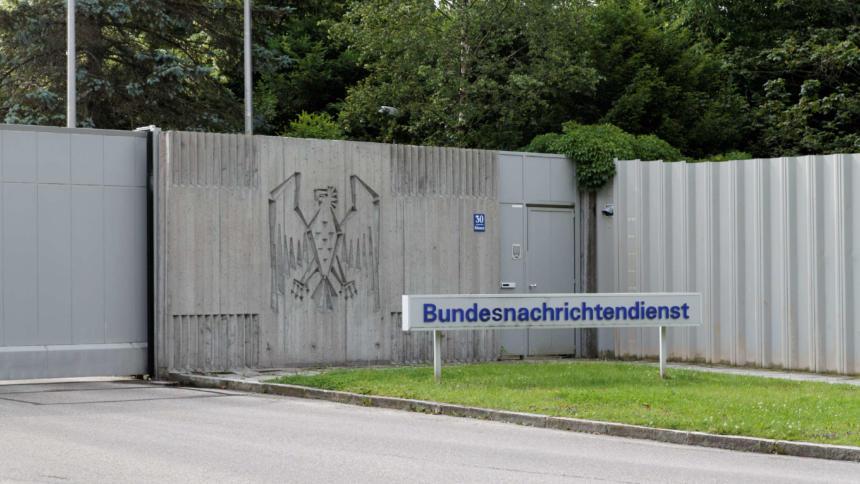 """Bitte nicht Durchleuchten: BND stoppt illegale Speicherung von Metadaten in Datei """"VerAS"""""""