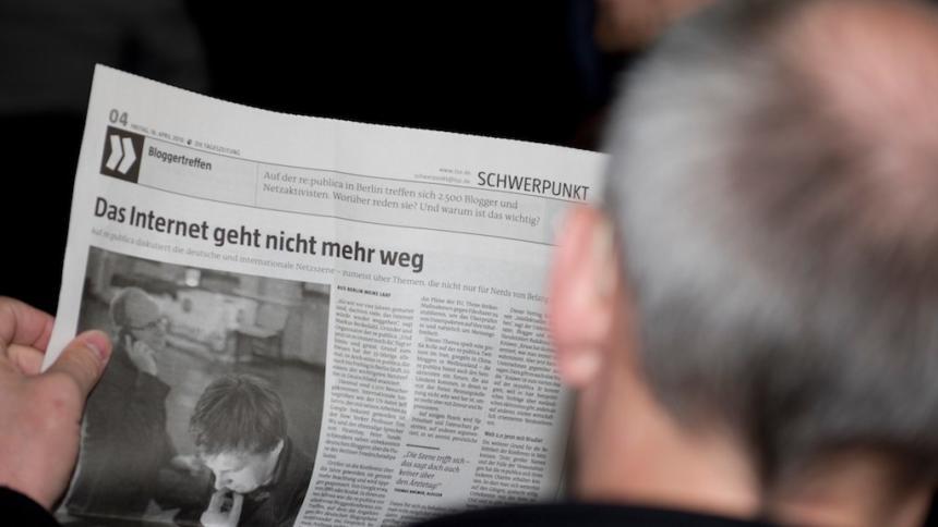 Studie: Deutschlands Blogger. Die unterschätzten Journalisten