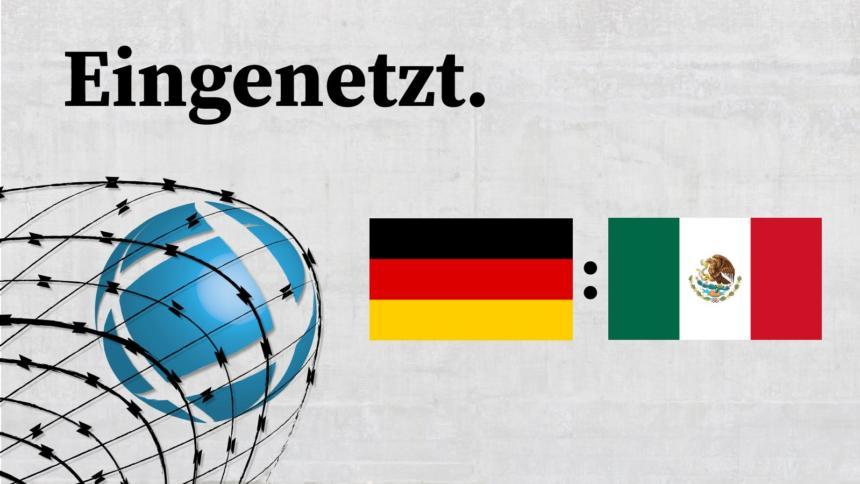 Eingenetzt Wer Macht Bei Deutschland Gegen Mexiko Den Punktsieg