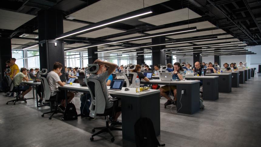 Hacker-Wettbewerb in der Ukraine