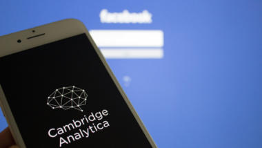 Handy Cambridge Analytica Facebook